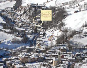 Dorf Winter